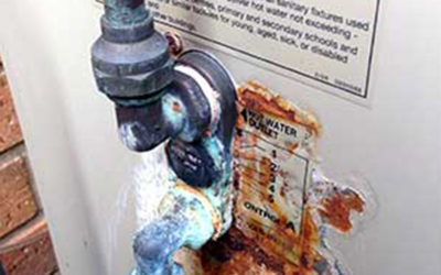When is it time to replace your hot water service?